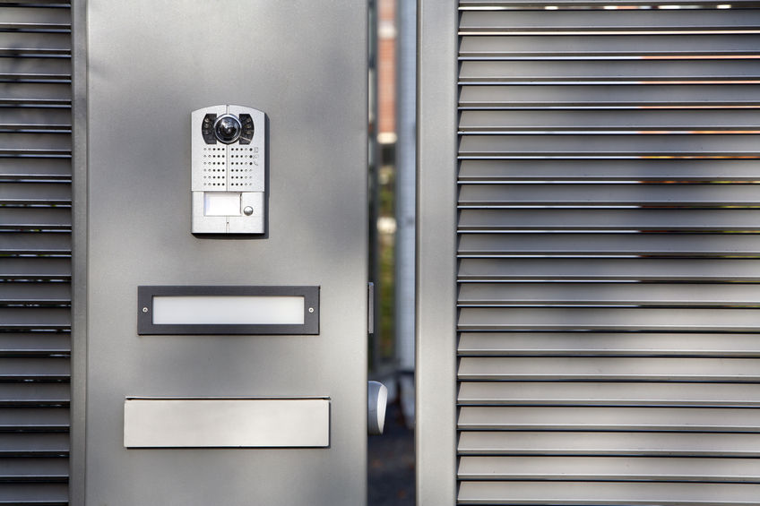 Video And Audio Door Entry Systems Stavcomp