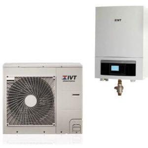Tepelné čerpadlá IVT AIR Split s AIR Boxom
