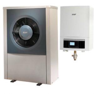 Tepelné čerpadlá IVT AIR X s AIR Boxom