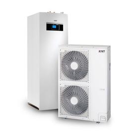 Tepelné čerpadlá IVT AIR Split s AIR Modulom